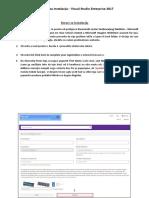 Uputstvo Za Instalaciju - Visual Studio Enterprise 2017 (1)
