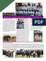 2009-09 C Spears Newsletter