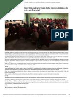 Defensoría Del Pueblo_ Consulta Previa Debe Darse Durante La Evaluación de Impacto Ambiental