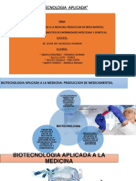 BIOTECNOLOGIA APLICADA