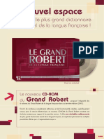 Grand Robert V2 2005 Version 2 - Plaquette Dictionnaire Le Grand Robert.pdf