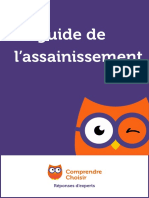 Comprendrechoisir Le Guide de l Assainissement