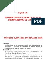 CAPITULO 7. Experiencias de Voladura Milpo