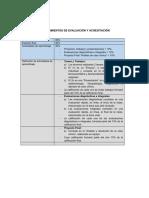 Criterios de Evaluación Terapia Farmacológica 18-2