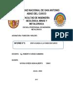 Informe n 5 Fundicion y Moldeo