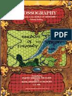 1015 - World of Greyhawk - Glossography