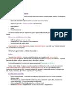 Histologie Curs  semestrul 1