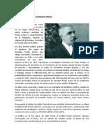 Pensamiento y Accion Política de Manuel Gonzales Prada