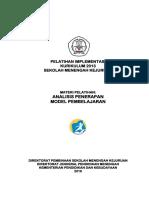 Analisis Penerapan Model Pembelajaran.docx