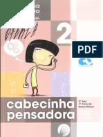 Cabecinha Pensadora 2ano Mat PDF