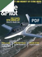 Plane & Pilot - August 2017