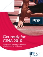 CIMA 2010 Guide Final
