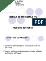 modulo 2 Medicina del Trabajo en Chile.ppt