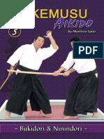 Takemusu Aikido. Morihiro Saito 05