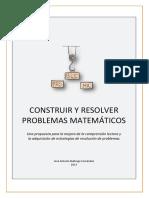 Construir y Resolver Problemas Matemáticos Cuadernillo Breve