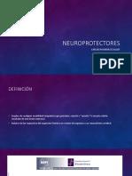 Neuroprotectores