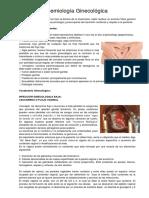 Semiologia de Ginecologia