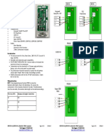 RE928X 01 00 RE928X 01 01 Flexible Bus CDMA Communicator