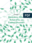 Disorders Often Related to an Eating Disorder