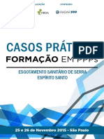 201511 Casos Praticos Formacao Em Ppps Esgotamento Sanitario de Serra Espirito Santo