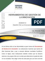 III Parcial Herramientas de Gestion de La Innovacion
