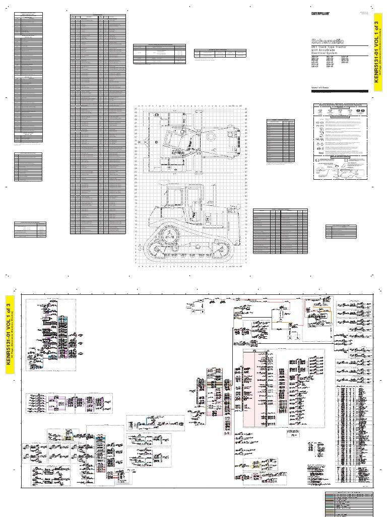 D6t Gct Esquema Eletricopdf G730 Circuit Diagram