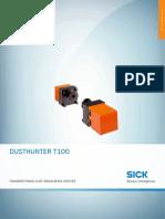 Data Sheet Dusthunter t100