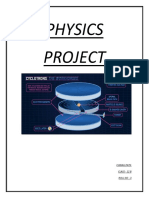 Physics Inal Ile Report