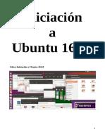 Libro Iniciación a Ubuntu 16.04