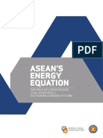 ASEAN's Energy Equation