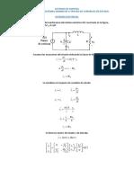 Modelado en Variables de Estado Circuitos, Mecanicos