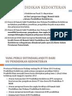 Prof. Akmal Taher - Dirjen Buk - Dosen Klinik Yogyakarta