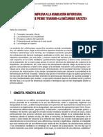 De La Integración Compasiva a La Asimilación Autoritaria.