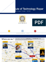 Why Iit Ropar