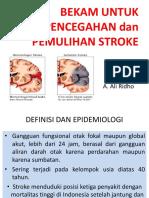 Bekam Untuk Pencegahan Dan Pemulihan Stroke[1]
