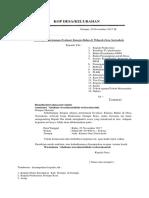 Surat Evaluasi Kinerja Bidan