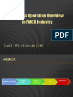 Overview Logistics Ops in Fmcg