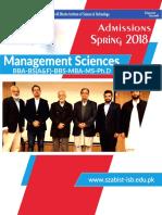 Management Sciences
