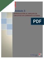 Modulo 3 - Resolución de Circuitos en CA