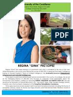 Gina Lopez- Application of Gardner MI