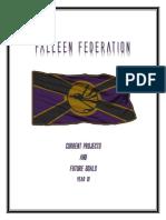 Falleen Federation Updates