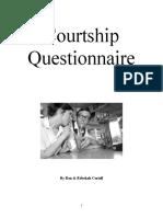 Courtship Questionnaire