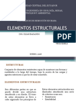 Elementos Estructurales Resistentes
