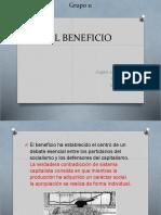 Grupo 11 - El Beneficio