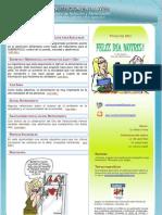 Boletin Nutricion en La Web Agosto 2010