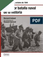 Osprey RBA WW2 33 La Mayor Batalla Naval De La Historia Golfo De Leyte Octubre De 1944 B Ireland Castellano 2008.pdf