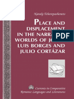 Nataly Tcherepashenets, Place and displace in the narrative world of Jorge Luis Borges and Julio Cortázar