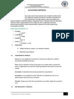 Informe 2 de Fisica