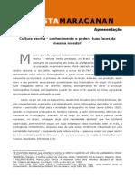 Revista Maracanan