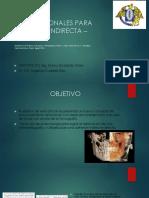 Imágenes Tridimensionales Para Adhesión Indirecta - Directa